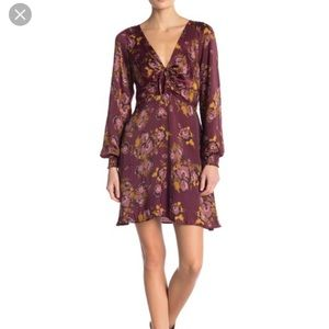 New with tags free people morning light mini dress